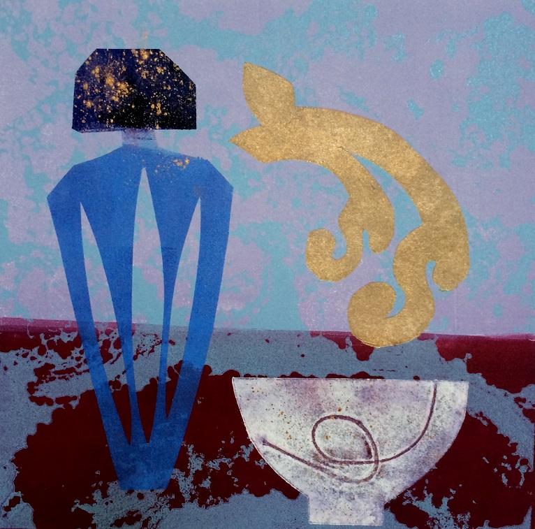 Artwork - Distilltion. No 10.  Print | Jacki Baxter -